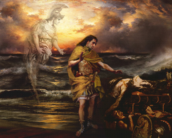 What is the traditional date for the trojan war in Australia