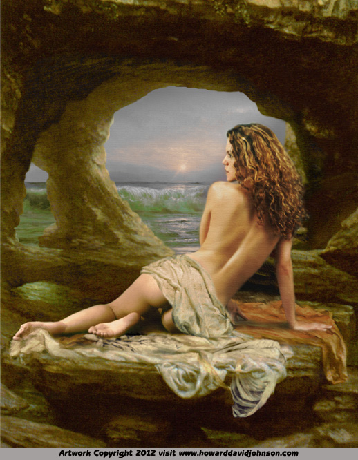 aphrodite goddess art paintings greekmyth