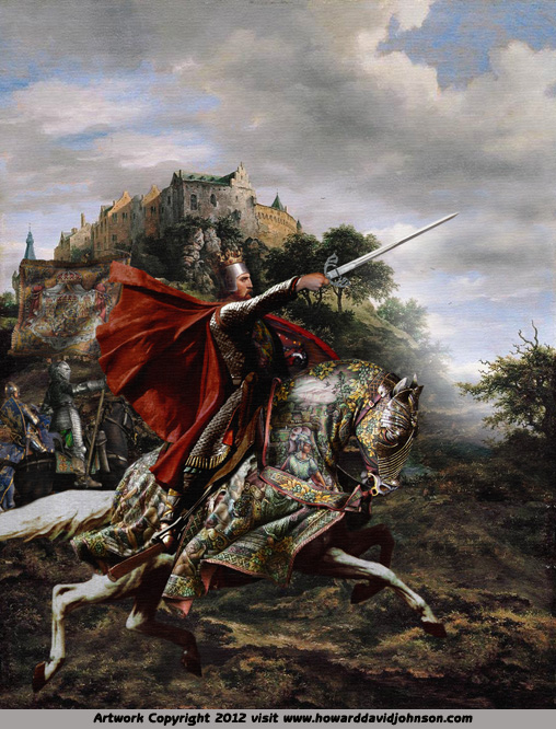 el cid paintings og history