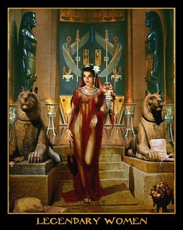 cleopatra egiption queen fine art