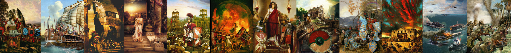 fine art historical painting fantasy illistrations