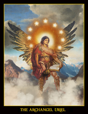 uriel archangel angel bible biblical