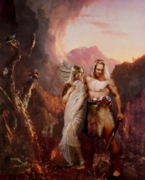 _Siegfried and Brunhilde.jpg (66482 bytes)